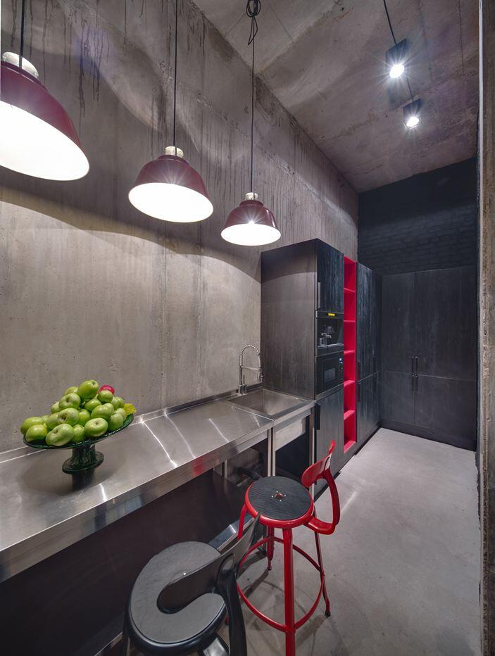 Dizaap office bright loft space with eclectic interior design (12)
