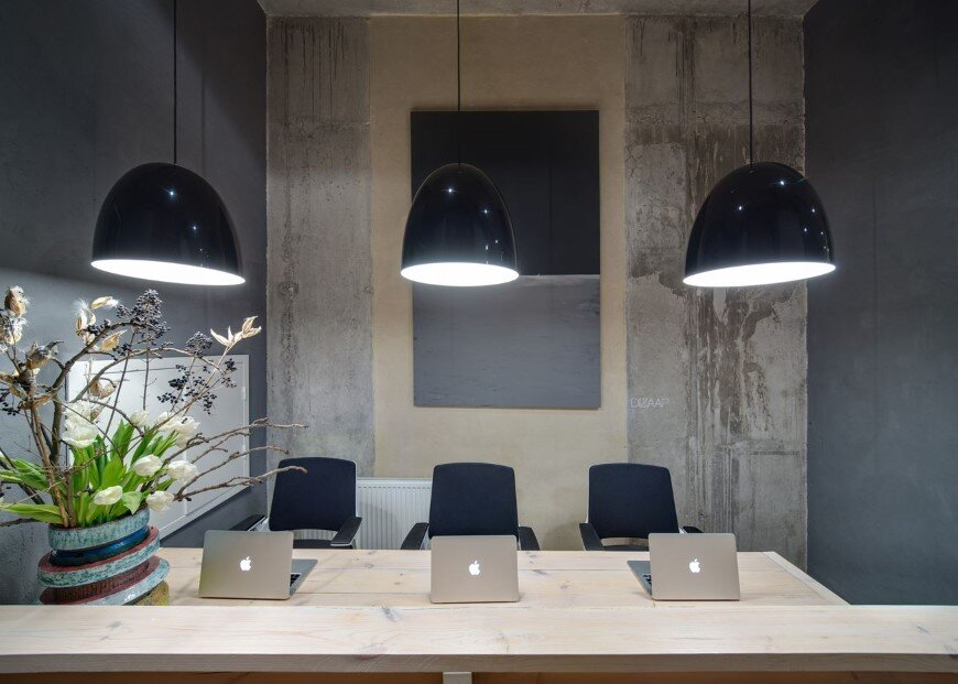 Dizaap offices bright loft space with eclectic interior design (18)