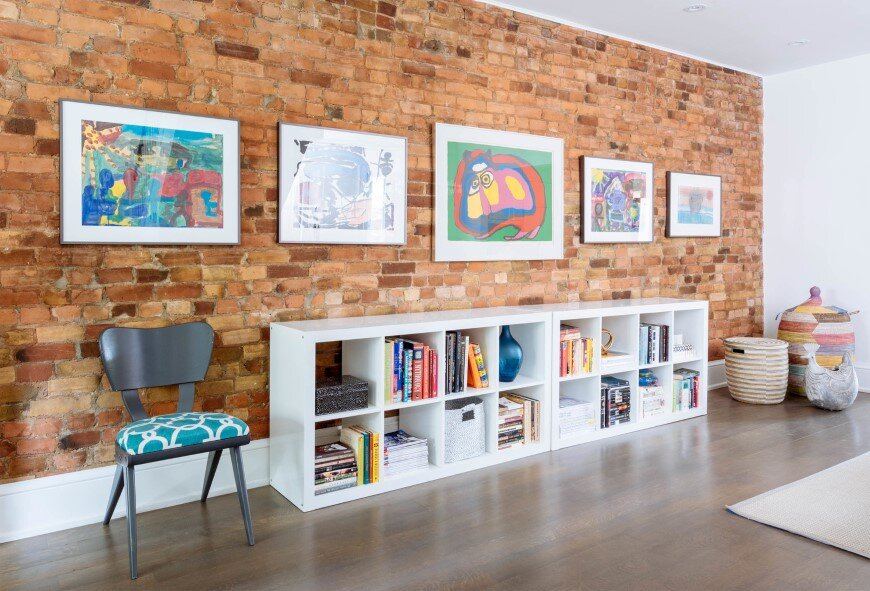 Family Home with a Balanced and Slightly Eclectic Interiors