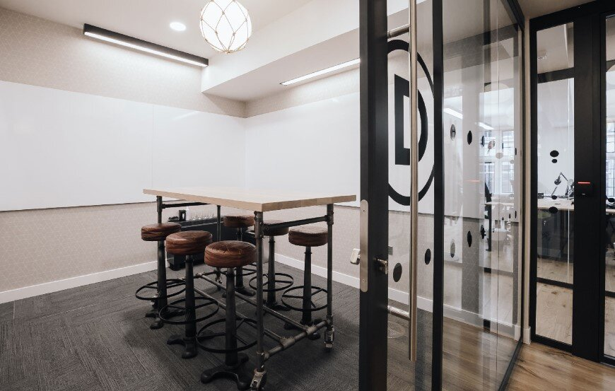 New coworking offices WeWork in London - by Oktra (10)