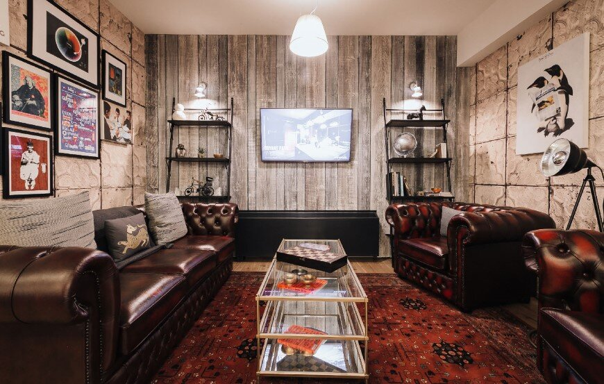 New coworking offices WeWork in London - by Oktra (12)
