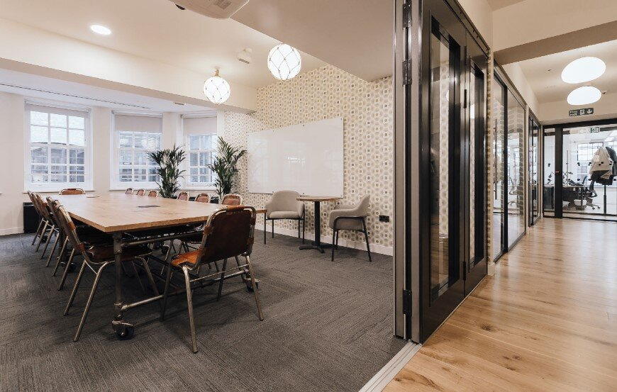 New coworking offices WeWork in London - by Oktra (9)