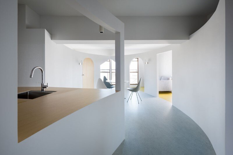 Japanese interior design to create a very calm and uncluttered home (1)