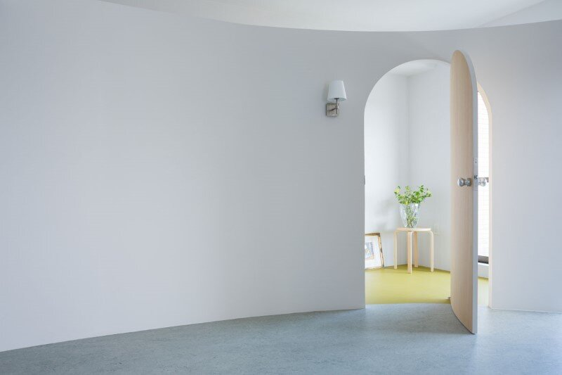 Japanese interior design to create a very calm and uncluttered home (10)