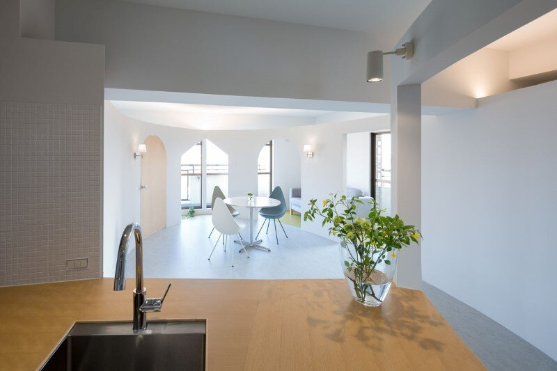 Japanese interior design to create a very calm and uncluttered home (7)