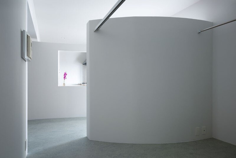 Japanese interior design to create a very calm and uncluttered home (9)
