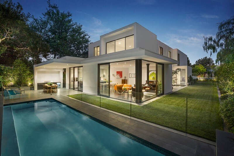 Lubelso home architecture proposes us sustainability, luxury and style