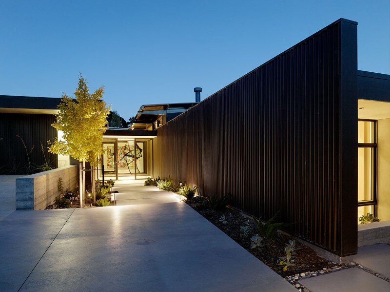 Mill Valley Courtyard Home by Aidlin Darling Design (3)