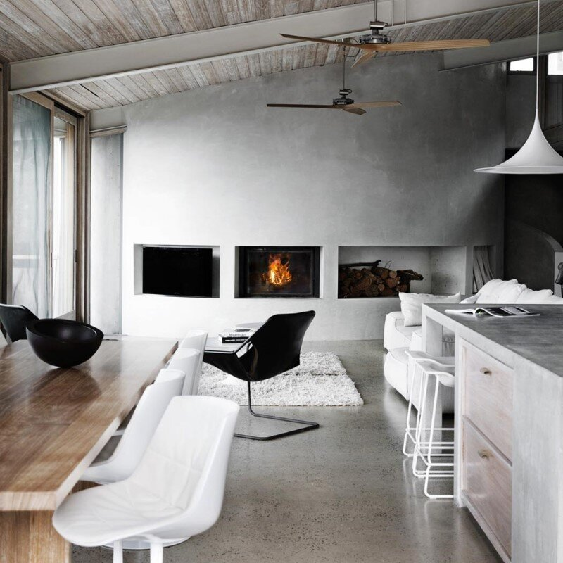 dining room, Robert Mills Architects & Interior Designer