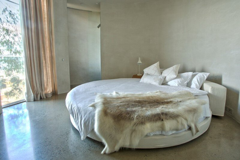 bedroom, Robert Mills Architects & Interior Designer
