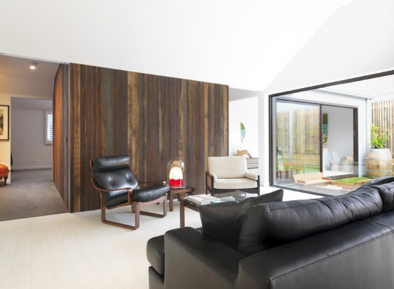 St Kilda House by Jost Architects - complete revival of a 1850's cottage (10)
