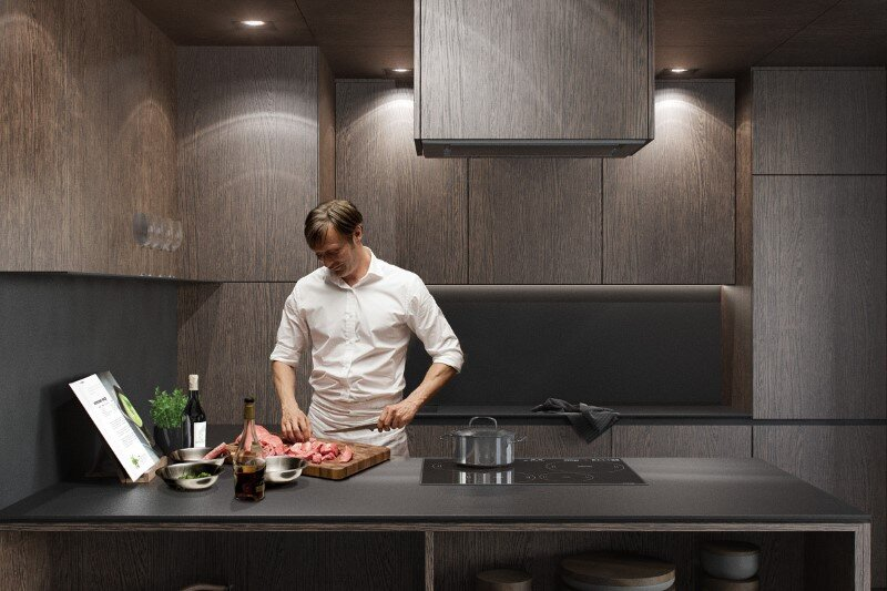 Steakhouse by Nordes Design Group