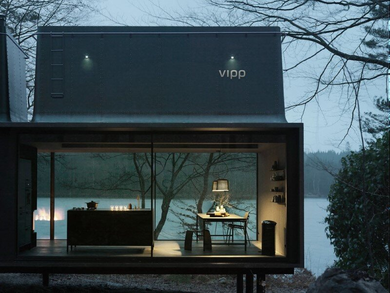 Vipp Shelter: 55m2 All-Inclusive Nature Retreat