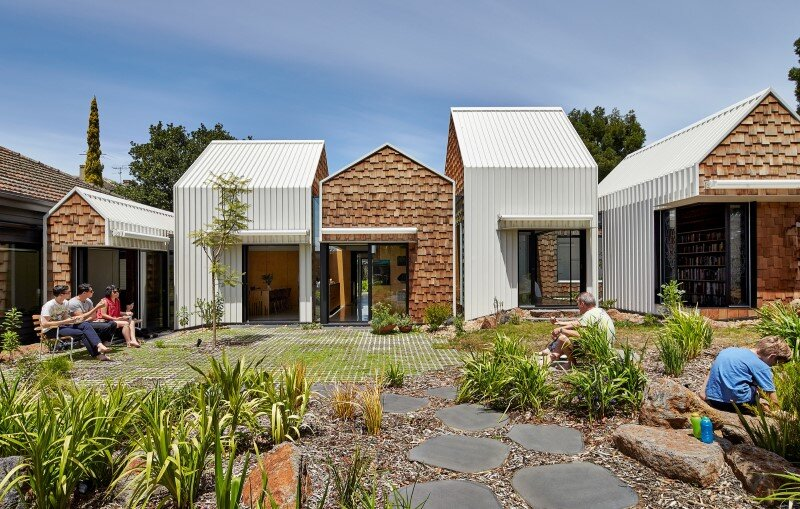 Weatherboard House: Creative Extension and Renovation for a Long-Term Family Home