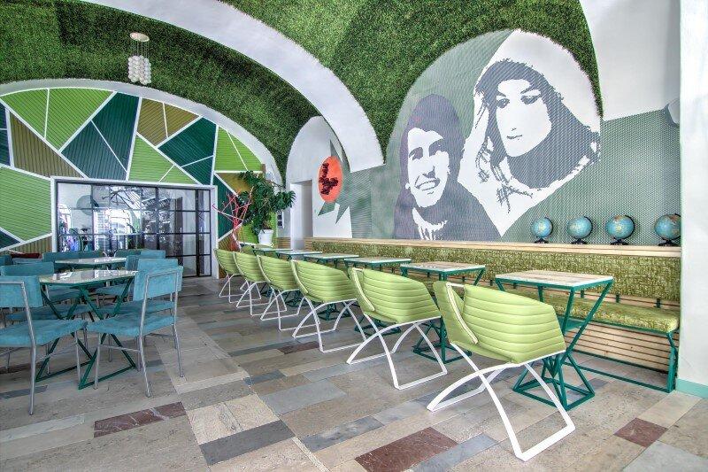 Le Jour Caffe by BPD Design, Košice, Slovakia