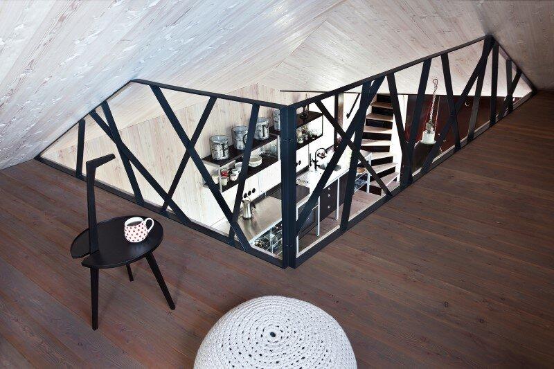 Low-energy wooden house Zilvar - ASGK Design (10)