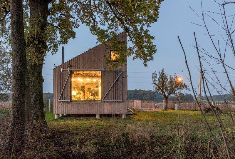 Low-energy wooden house Zilvar - ASGK Design (3)