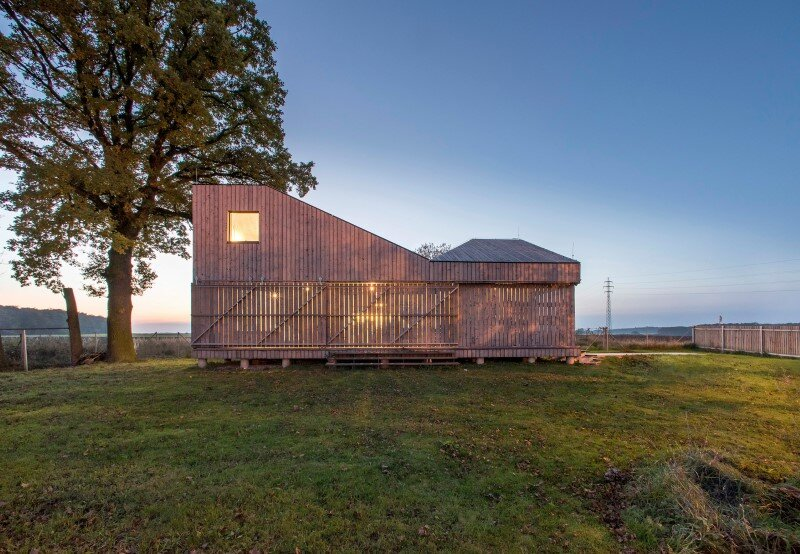 Low-energy wooden house Zilvar - ASGK Design (4)