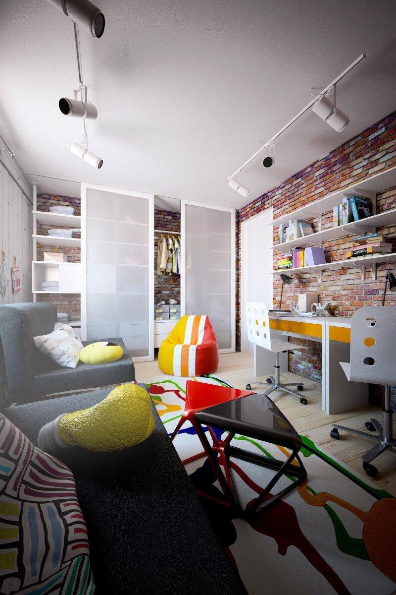 kids room, Galina Lavrishcheva
