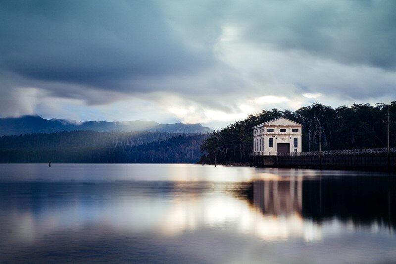 Pumphouse Point: New Eco-Lodge in Remote Central Tasmania