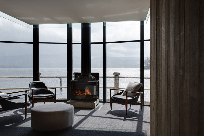 Pumphouse Retreat Point - new eco-lodge in remote Central Tasmania (8)