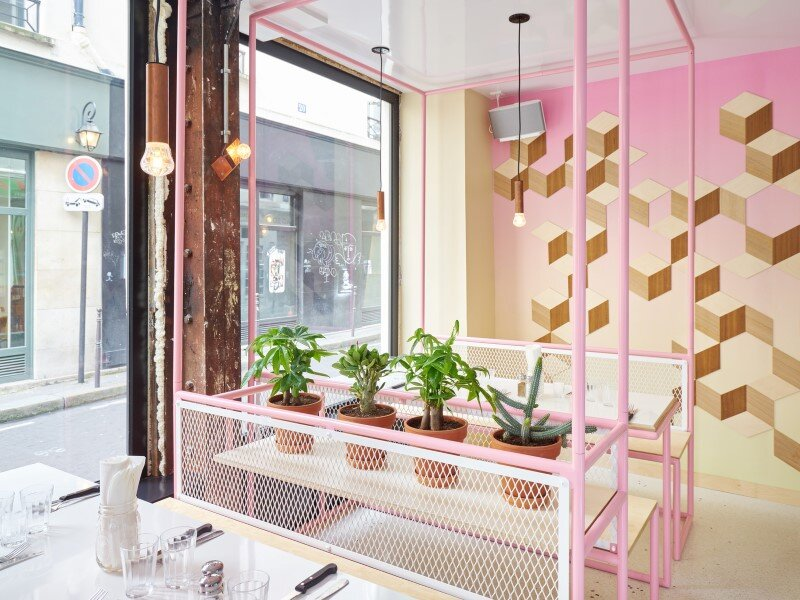 Restaurant PNY Haut Marais by CUT Architectures (11)