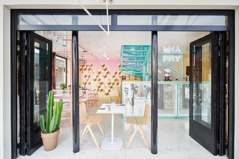 Restaurant PNY Haut Marais by CUT Architectures (9)