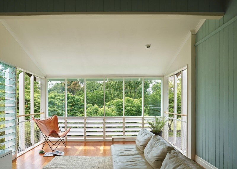 Tennis Ave Residence – 1920s cottage redesigned by DM2 Architecture
