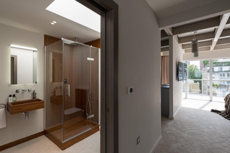 Two-bedroom London penthouse constructed on a Cross-Laminated Timber frame (13)