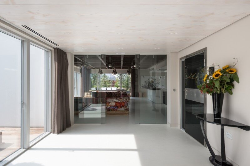 Two-bedroom penthouse constructed on a Cross-Laminated Timber frame (11)