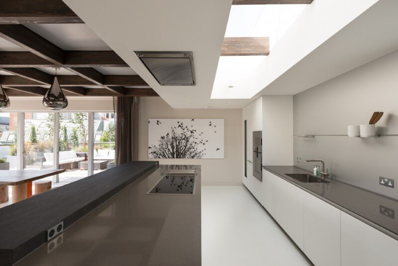 Two-bedroom penthouse constructed on a Cross-Laminated Timber frame (2)