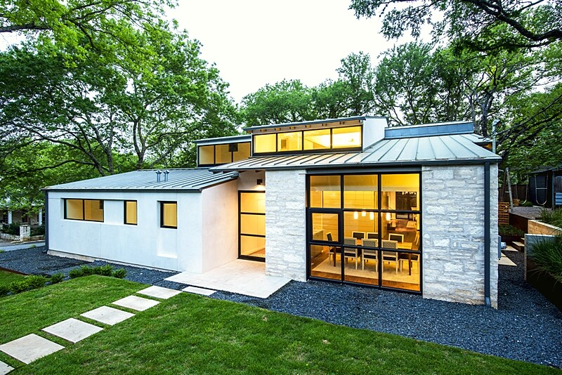1960u0027s Vintage Home Redesign By Sanders Architecture (9)