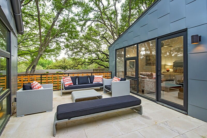 1960u0027s Vintage Ranch Redesign By Sanders Architecture (4)