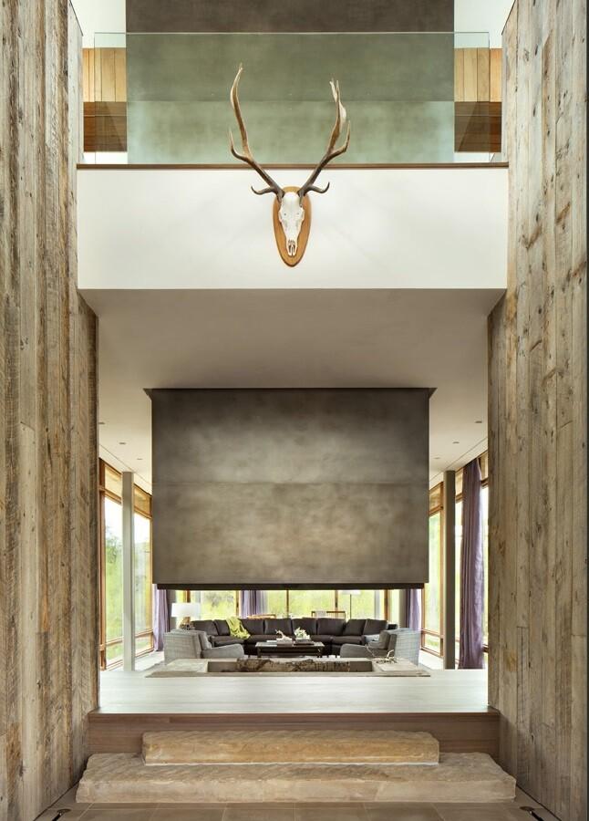 Big Timber Riverside House - Montana ranch by Hughesumbanhowar Architects (6)