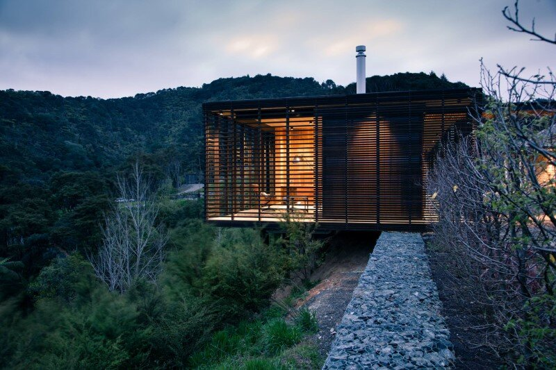 Clevedon Estate Pavilions by Herbst Architects
