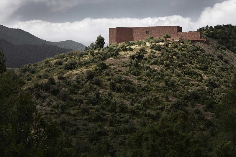 Contemporary Kasbah designed by Studio Ko: Villa E in Morocco