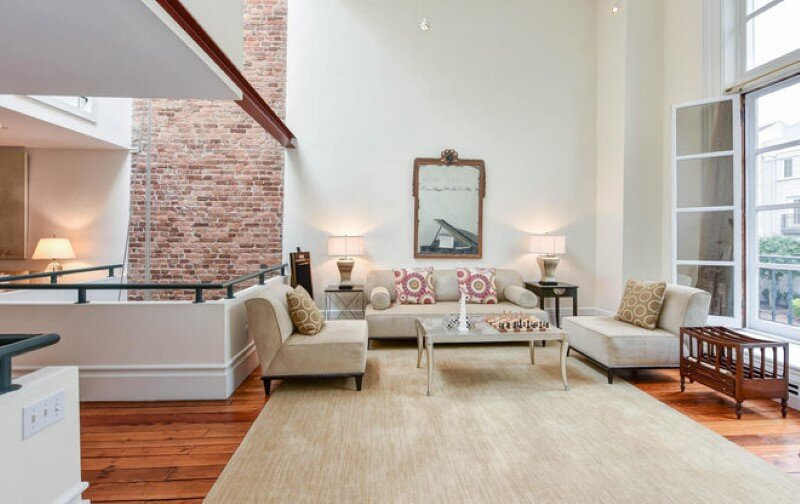 Converting 1850s firehouse with preserving the original architectural elements (19)