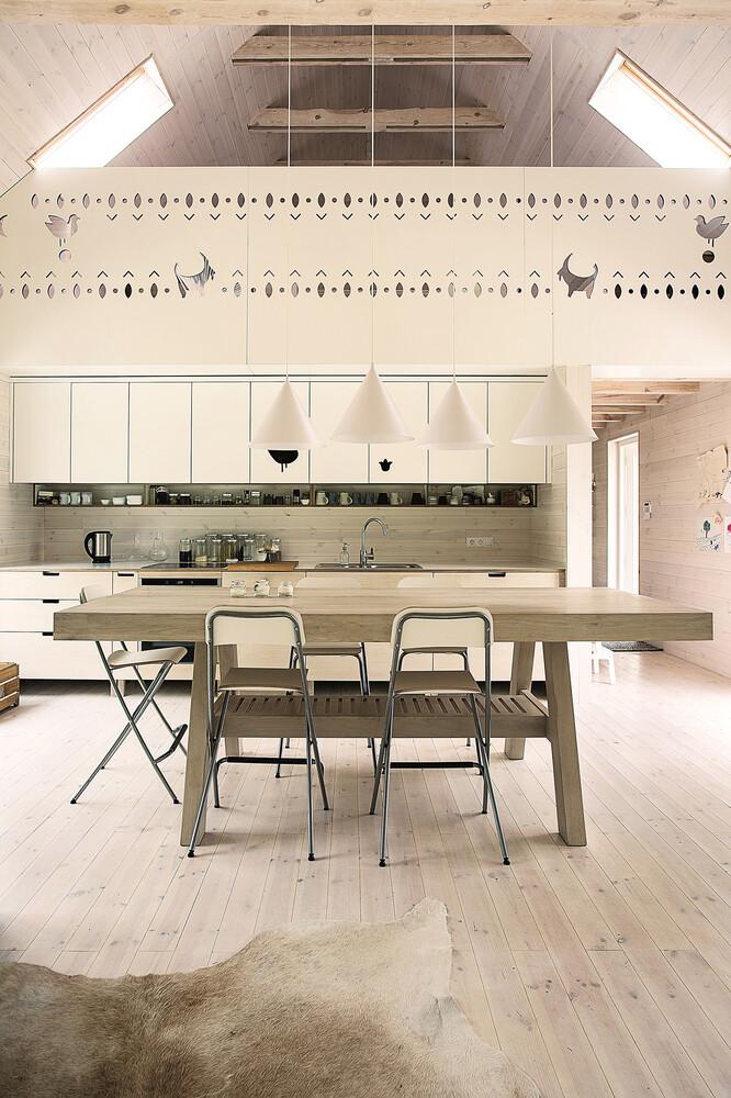 dining room, Devyn architekti studio