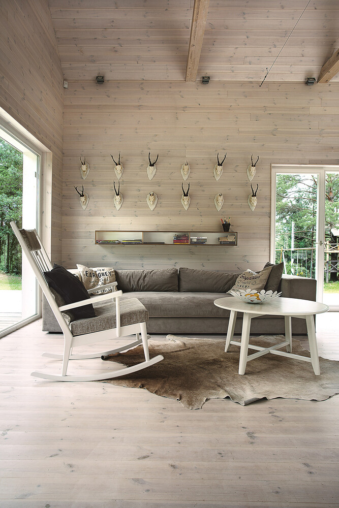 living room, Devyn architekti studio
