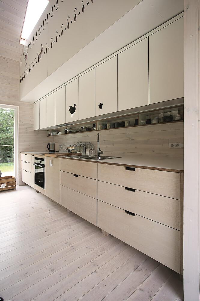 kitchen design, Devyn architekti studio