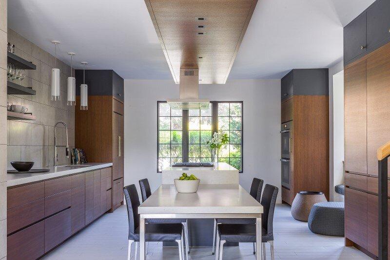 kitchen, Hacin + Associates