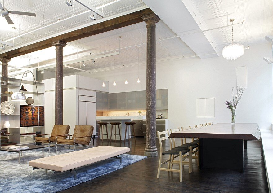 Soho Residence in New York Slade Architecture 2