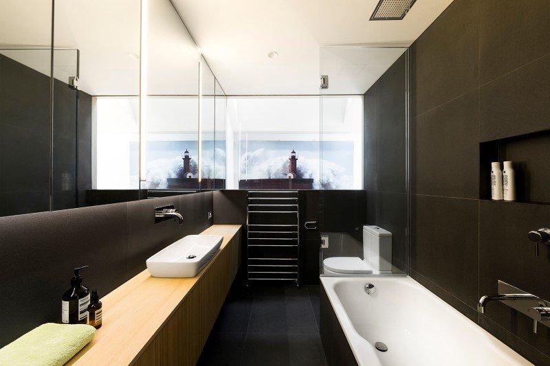 bathroom, Mitsuori Architects