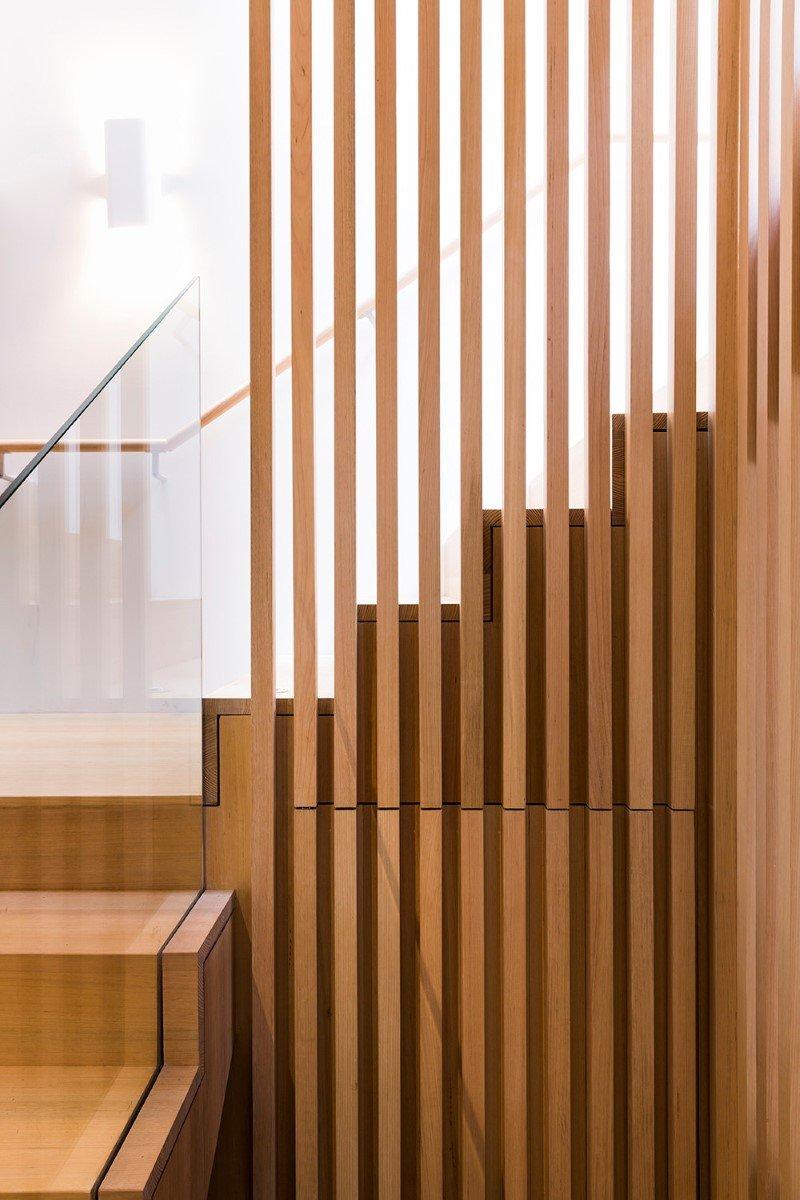 staircase, Mitsuori Architects