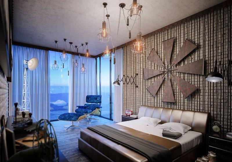 Steampunk House By Razvan Barsan Partners