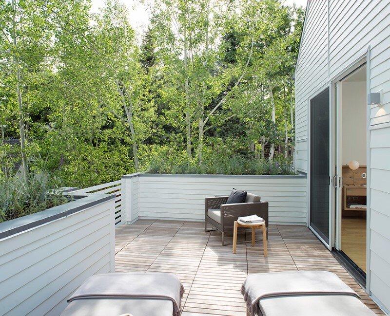 terrace, Rowland+Broughton Architecture