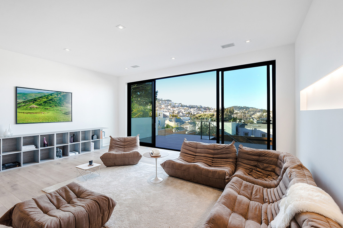 3-Story House by Edmonds + Lee Architects