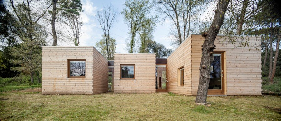 House Energy Efficient: Casa GG by Alventosa Morell Arquitectes