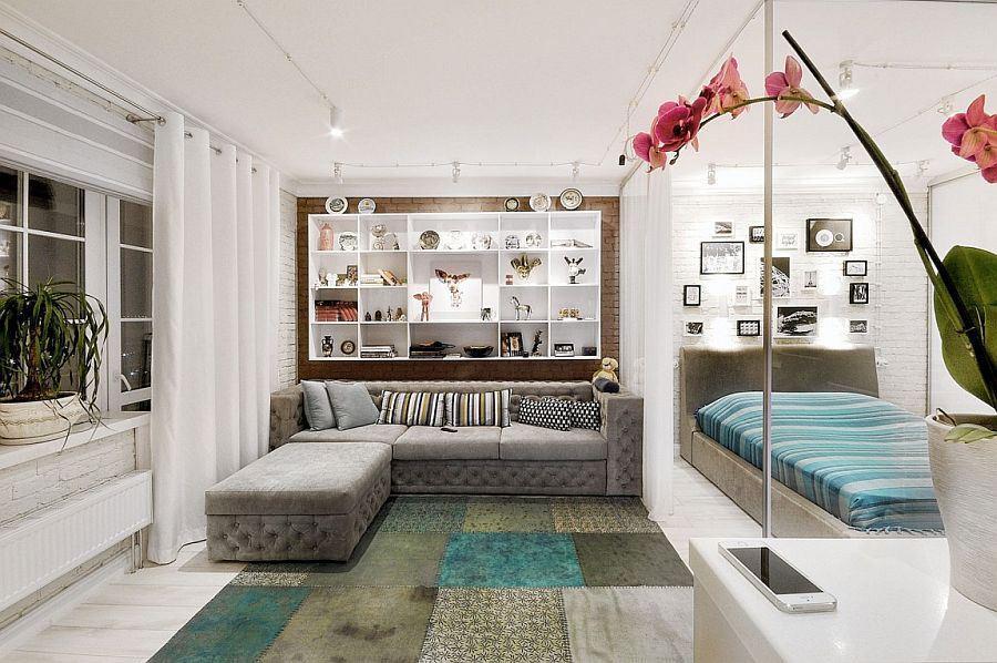 Lagenhet Apartment by AllartsDesign Studio