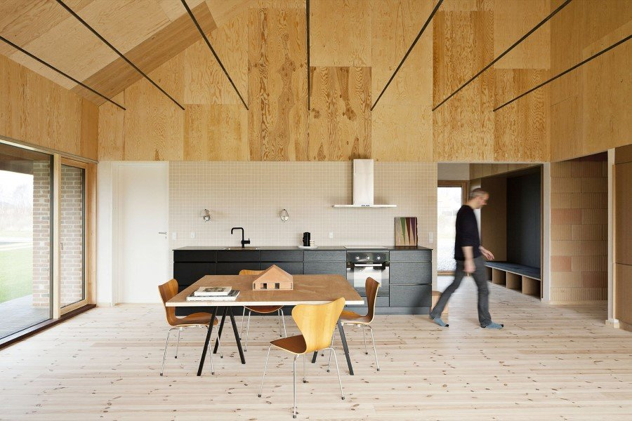 Leth & Gori Have Created a Home with a Life Span of Minimum 150 years